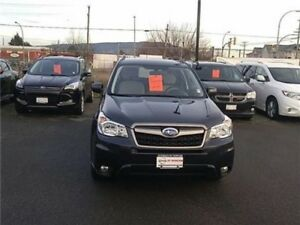 2015 Subaru Forester 2.5i Convenience Package (CVT) BC NO ACCIDE