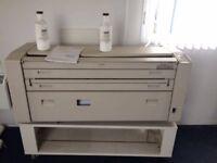 A0 Lagre format printer for sale.