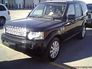 2012 Land Rover LR4 HSE LUXARY 7 PASSANGER NAV LEATHER LOADED