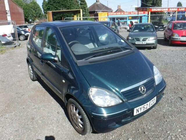 Mercedes A160 1 6 Automatic | in Wolverhampton, West Midlands | Gumtree