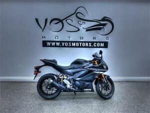 2019 Yamaha R3 - V3469NP - No Payments For 1 Year**