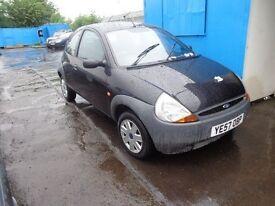 2007(57reg) Ford Ka 1.3 37,000 Miles Guaranteed Nice wee Car £695