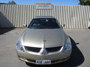 2003 Mitsubishi Verada KL XI Gold 5 Speed Auto Sports Mode Sedan Hillcrest Port Adelaide Area Preview