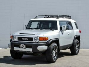 2008 Toyota FJ Cruiser Off-Road package