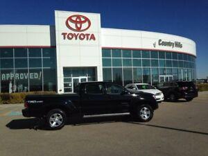 2015 Toyota Tacoma V6 TRD dbl cab