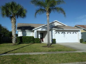 Kissimmee Florida family holiday Villa