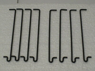 ART-22000 Aristocraft Hand Rails for FA&FB-1 Diesels,Complete Set of 8 G Scale.