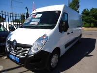 2016 66 RENAULT MASTER LM35 125 BUSINESS + 2.3dCi ( FWD ) LWB