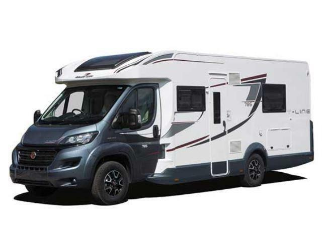 Roller Team T-Line 785 Twin beds Automatic AUTOMATIC 2017