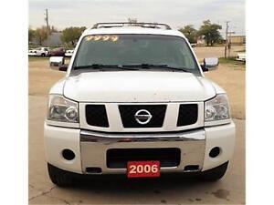 2006 Nissan Armada SE AWD