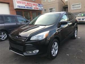 2015 Ford Escape SE, BACK UP CAMERA, 4 WHEEL DRIVE