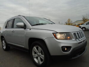 2014 Jeep Compass NORTH EDITION-4WD-LEATHER--CLEAN--91,000KM