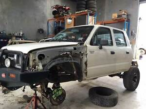 TOYOTA HILUX LN106 BARE CAB - suit dual cab. No panels - Cab only Werribee Wyndham Area Preview
