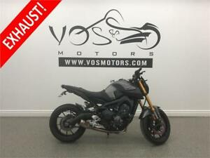2015 Yamaha FZ-09- Stock#V2920- No Payments For 1 Year**