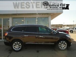 2015 Buick Enclave Premium V6 AWD NAV ROOF BOSE 7pass Heated/Coo