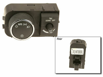 For 2007-2014 Chevrolet Tahoe Headlight Switch AC Delco 41343BQ 2008 2009 2010