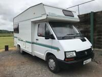 1995 Bargain Four Berth Elddis Eclipse Motorhome with Rear Lounge