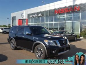 2018 Nissan Armada SL ** Save From New **