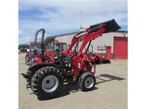 New TYM T354 - 35 HP Ranch Tractor w. ROPS & Front Loader Edmonton Edmonton Area image 7
