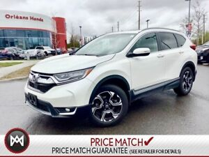 2017 Honda CR-V Touring-LEATHER,NAVIGATION PANORAMIC ROOF