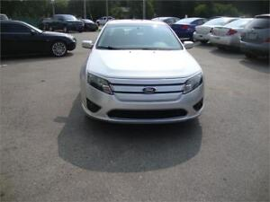 2012 Ford Fusion SEL AWD w/ Leather & Moonroof