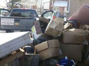 """MUST GO JUNK REMOVAL""""289-685-6878"""" WE CAN MOVE BOATS ANY SIZE"""