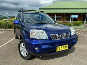 2004 Nissan X-Trail T30 II TI 4 Speed Automatic Wagon Mount Druitt Blacktown Area Preview