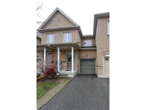 3 bedroom townhouse for rent in Kitchener