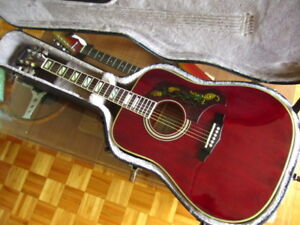 Guitare Acoustique Ibanez F-300CW Crafted in Japan 1981