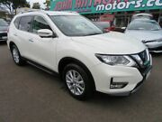 2017 Nissan X-Trail T32 Series II ST-L X-tronic 4WD White 7 Speed Constant Variable Wagon Mount Gravatt Brisbane South East Preview