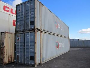 45'HC shipping container