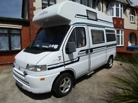 AUTOTRAIL BADGER 4 berth campervan