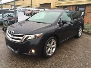 2015 Toyota Venza Limited Navigation/power/leather/sunroof AWD