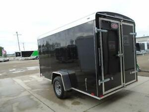 2017 6X12 ATLAS - ENCLOSED, HEAVY DUTY - PRICED TO SELL! London Ontario image 3