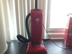 Dirt Devil Bagged Upright Vacuum Cleaner