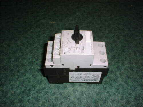 Cutler Hammer A307TN Starter Adjustable Overload 4.5 to 6.3 Amp (33796-D4)