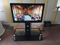 "Samsung 37"" TV & Stand"