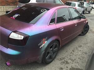 Belle Audi A4 2002,full,toit Mags,vitre elect,special pour fille