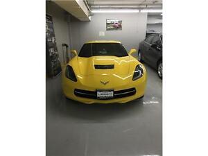 ****2016 Chevrolet Corvette Z51 3LT YELLOW N RDY***TOO FAST**
