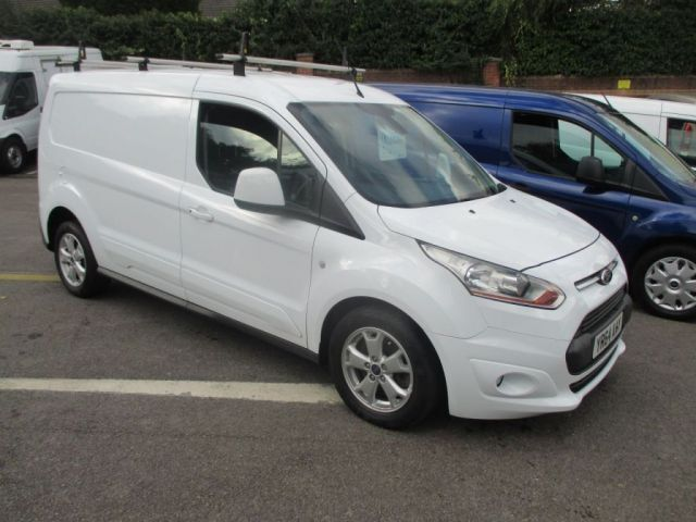 ford transit connect limited edition titanium custom long wheel base white 2014 in stockport. Black Bedroom Furniture Sets. Home Design Ideas