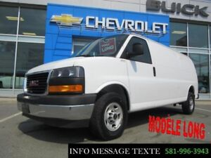 2017 Chevrolet EXPRESS CARGO 2500 LONGUE, GROUPE CHROME