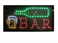 $44 FREE Delivery - OPEN Signs, BAR Signs, MANCAVE Signs +Others