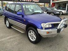 1997 Toyota RAV4 (4x4) Neptune Blue 4 Speed Automatic 4x4 Wagon Preston Darebin Area Preview