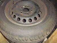 VW, AUDI steels wheels and Tyres