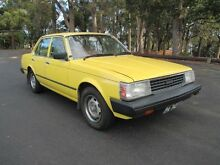 Toyota corona sedan automatic 1983, 5 months rego, immaculate, 133kms Hornsby Hornsby Area Preview