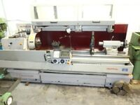 HARRISON ALPHA 550 PLUS SEMI CNC TEACH LATHE YEAR 1998