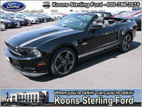 2014 Ford Mustang GT convertible California special