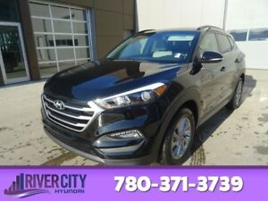Manager Demo 2018 Hyundai Tucson AWD LUXURY was $36351 now $3028