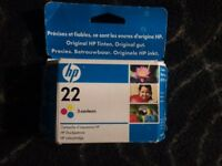 HP 22 Printer Ink