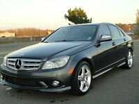 2008 Mercedes-Benz C-Class C230 Sport Sedan